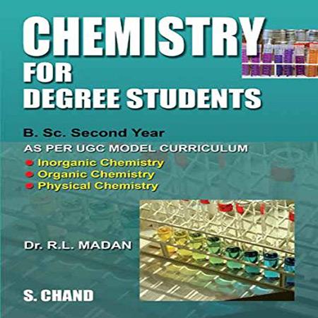کتاب B.SC.Chemistry - II شیمی برای دانشجویان چاپ 2017