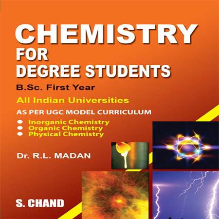 کتاب (Chemistry for Degree Students (B.Sc. 1St Yr شیمی برای دانشجویان