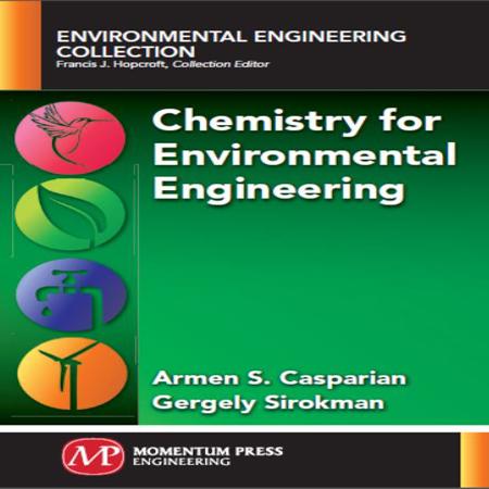 دانلود کتاب شیمی برای مهندسی محیط زیست Armen S. Casparian