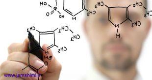 متن زیبای شیمی با عنوان انسان در جدول تناوبی مندلیف
