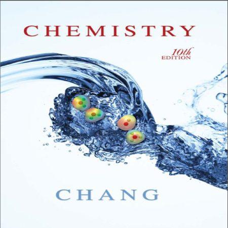 دانلود کتاب شیمی عمومی چنگ ویرایش 10 دهم Chemistry 10th Edition