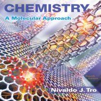 دانلود کتاب شیمی عمومی با رویکرد مولکولی ترو ویرایش 4 با حل المسائل و تمرین های کتاب