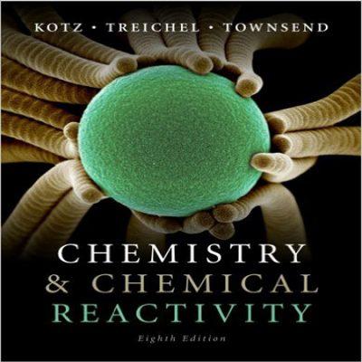 دانلود کتاب شیمی کاتز ویرایش 8 Chemistry and Chemical Reactivity