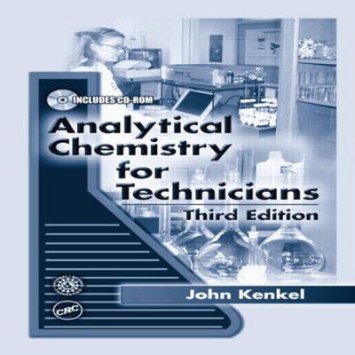 دانلود کتاب شیمی تجزیه برای تکنسین ویرایش 3