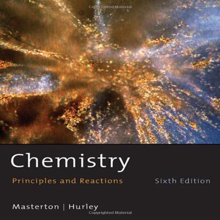 دانلود کتاب شیمی عمومی مسترتون و هرلی ، اصول و واکنش ها ویرایش 6 با حل المسائل