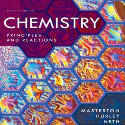 دانلود Chemistry: Principles and Reactions کتاب شیمی عمومی مسترتون ویرایش 7 هفتم