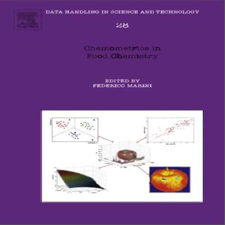 دانلود کتاب کمومتریکس در شیمی غذایی ویرایش 1 اول Federico Marini