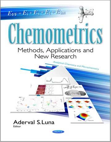 دانلود کتاب کمومتریکس: روش ها، کاربرد ها و تحقیقات جدید Aderval S. Luna