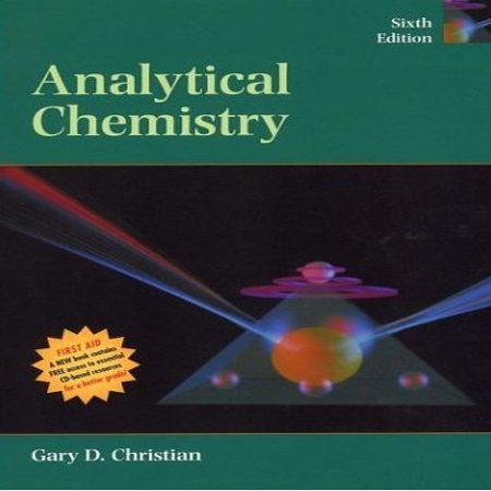 دانلود کتاب شیمی تجزیه کریستین ویرایش 6