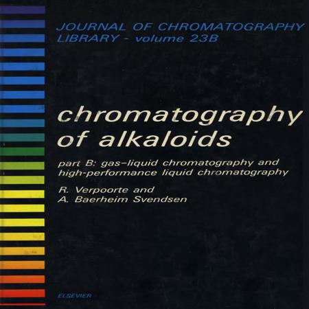 دانلود کتاب کروماتوگرافی آلکالوئیدها تالیف A. Baerheim-Svendsen