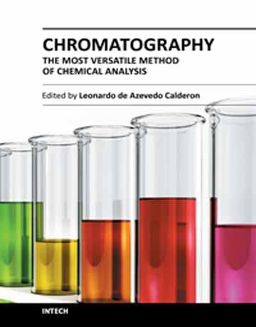 دانلود کتاب کروماتوگرافی: متداول ترین روش های آنالیز شیمیایی Leonardo Calderon