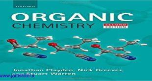 دانلود کتاب شیمی آلی کلایدن ویرایش دوم Clayden organic Chemistry 2nd edition