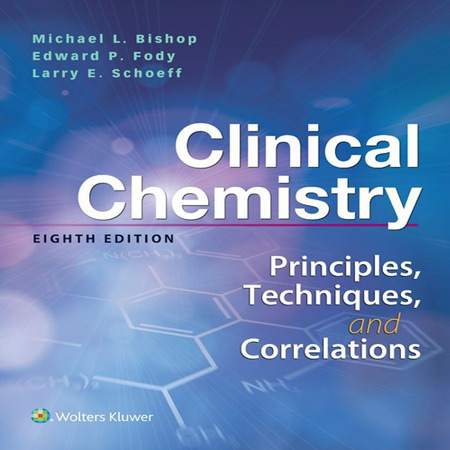 دانلود کتاب شیمی بالینی بی شاپ: اصول و تکنیک ها ویرایش 8 هشتم Michael Bishop