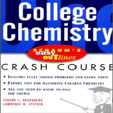 دانلود کتاب College Chemistry شیمی عمومی کالج رزنبرگ ویرایش 7