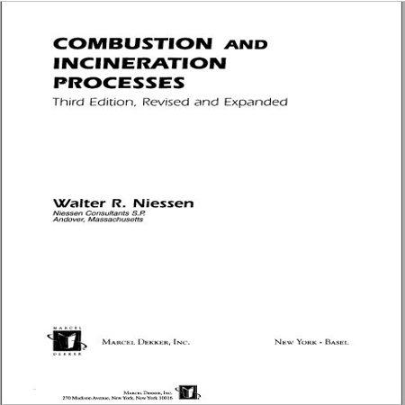 دانلود کتاب فرایندهای احتراق و فرسایش: کاربرد در مهندسی محیط زیست ویرایش 3 Niessen