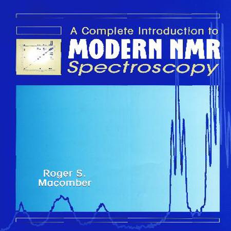 دانلود کتاب مقدمه ای کامل برطیف سنجی NMR مدرن تالیف Roger S. Macomber