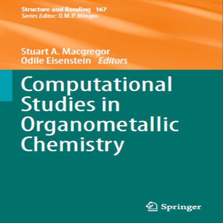 دانلود کتاب مطالعات محاسباتی در شیمی آلی فلزی Stuart A. Macgregor