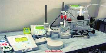 دانلود گزارش کار آزمایش تیتراسیون هدایت سنجی شیمی تجزیه 2