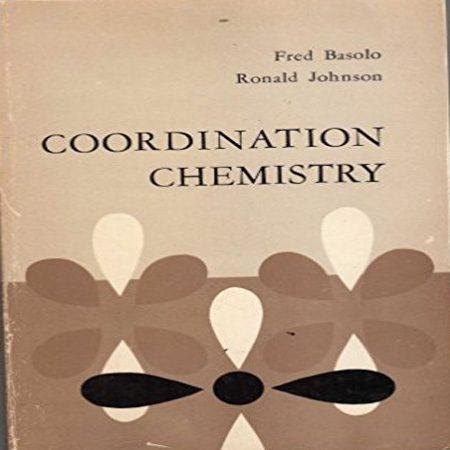دانلود کتاب شیمی کئوردیناسیون: شیمی کمپلکس های فلزی ویرایش 2 دوم Fred Basolo