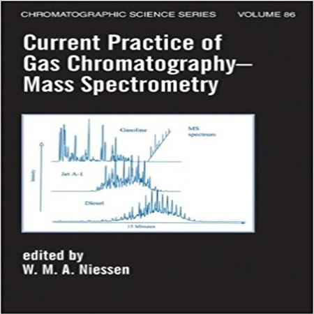 دانلود کتاب تمرین های GC-MS کروماتوگرافی گازی و طیف سنی جرمی Wilfried M.A. Niessen