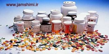 کاربرد فلزات در تهیه داروها
