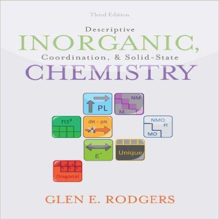 دانلود کتاب شیمی معدنی توصیفی رودگرز ویرایش 3