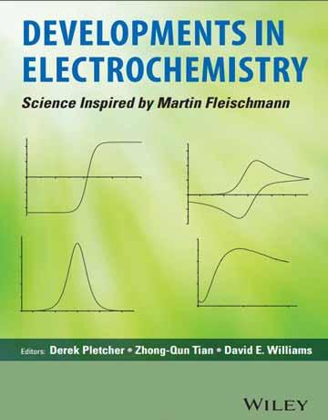 دانلود کتاب پیشرفت در الکتروشیمی: علم الهام بخش توسط مارتین فلیشمن Derek Pletcher