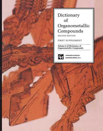 دانلود دیکشنری ترکیبات آلی فلزی ویرایش 2 دوم Jane MacIntyre