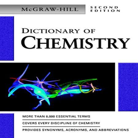 دانلود دیکشنری تخصصی شیمی ویرایش دوم