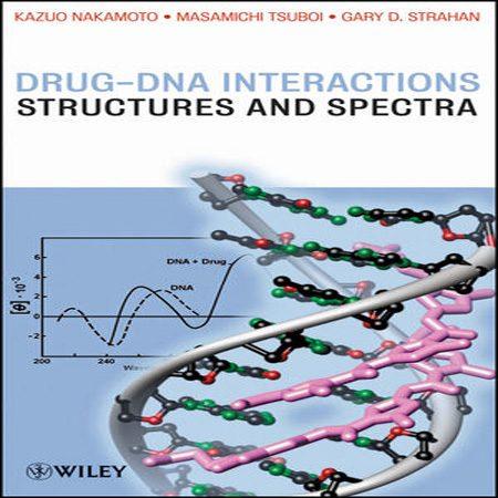 دانلود کتاب تداخلات دارویی DNA: ساختار و طیف Drug-DNA Interactions
