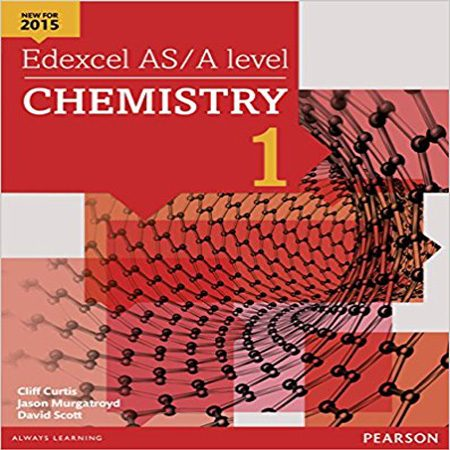 Edexcel AS/A level Chemistry Student Book 1 + ActiveBook کتاب شیمی عمومی