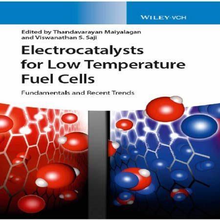 کتاب الکتروکاتالیست برای سلول های سوختی کم دما Thandavarayan Maiyalagan