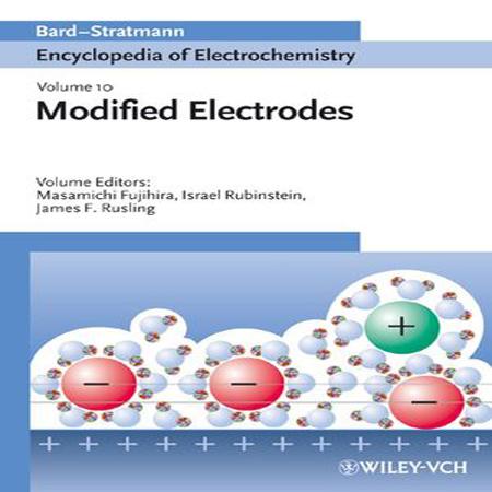 دانلود دایره المعارف الکتروشیمی: الکترود های اصلاح شده آلن جی بارد Bard-Stratmann