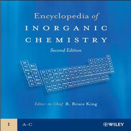 دانلود دایره المعارف شیمی معدنی 10 جلد ویرایش 2 دوم R. Bruce King