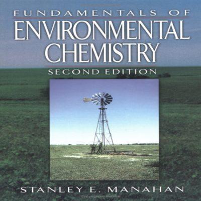 دانلود کتاب اصول شیمی محیط زیست استانلی ماناهان ویرایش 2