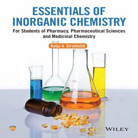 دانلود کتاب ملزومات شیمی معدنی: برای دانشجویان داروسازی و شیمی دارویی Katja A. Strohfeldt