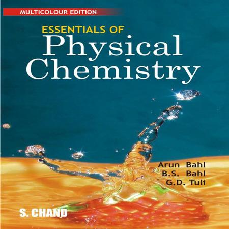 دانلود کتاب ملزومات شیمی فیزیک Arun Bahl
