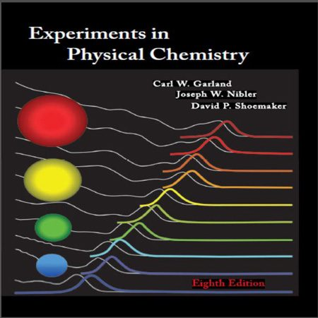 دانلود کتاب آزمایش ها در شیمی فیزیک ویرایش 8 هشتم Garland Nibler