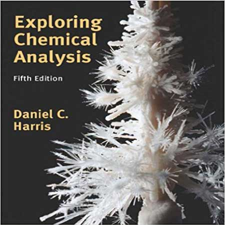 دانلود کتاب بررسی آنالیز شیمیایی ویرایش 5 پنجم دانیل هریس Daniel C. Harris