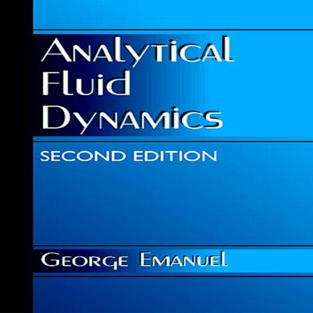 دانلود کتاب دینامیک تحلیلی سیالات ویرایش 2 دوم George Emanuel