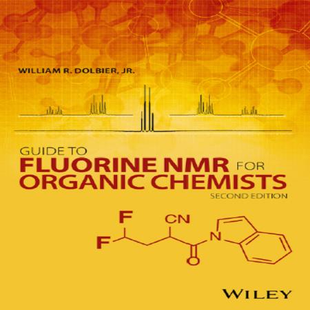دانلود کتاب راهنمای NMR فلورین برای شیمی دان های آلی ویرایش 2