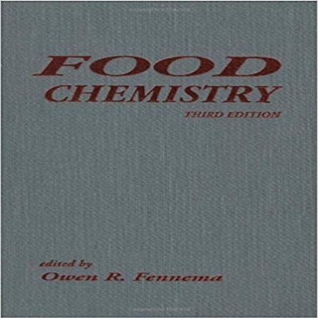 دانلود کتاب شیمی مواد غذایی ویرایش 3 سوم Owen R. Fennema