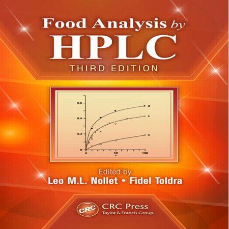 دانلود کتاب آنالیز مواد غذایی با استفاده از کروماتوگرافی HPLC ویرایش 3 سوم Nollet