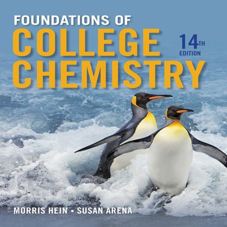 Foundations of College Chemistry 14th Edition کتاب شیمی پایه دانشگاه Morris Hein
