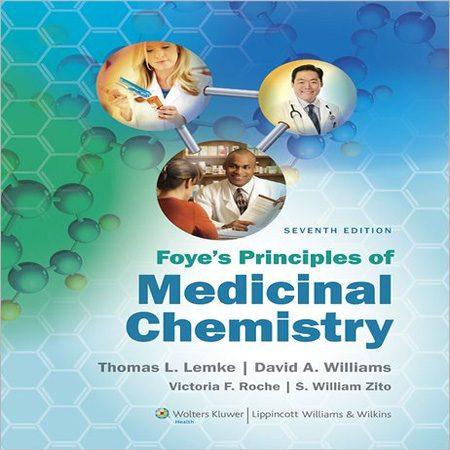 دانلود کتاب اصول شیمی دارویی فوی ویرایش 7 هفتم David A. Williams PhD