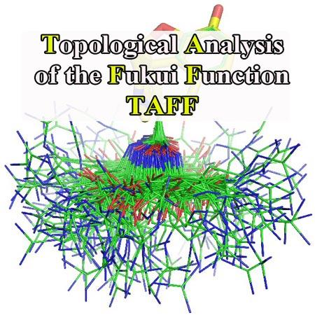 دانلود TAFF 2.0 Win/Linux نرم افزار شیمی آنالیز توپولوژی تابع فوکویی