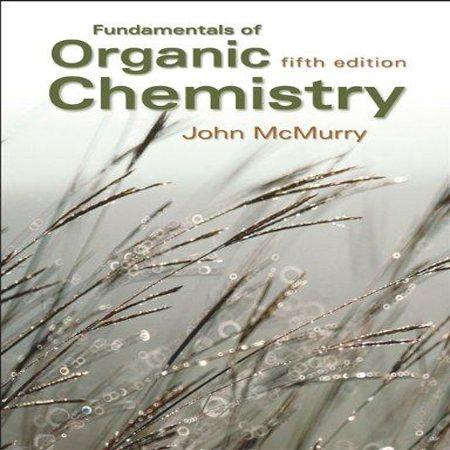 دانلود کتاب مبانی شیمی آلی جان مک موری ویرایش 5 پنجم John E. McMurry