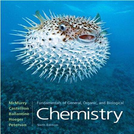 دانلود کتاب اصول و مبانی شیمی عمومی ، آلی و زیستی تالیف مک موری ویرایش 6 ششم