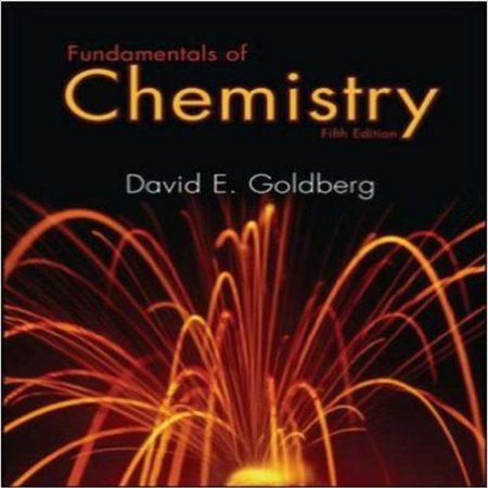 دانلود کتاب اصول شیمی عمومی دیوید گلدبرگ ویرایش 5 با حل المسائل و تمرین های کتاب