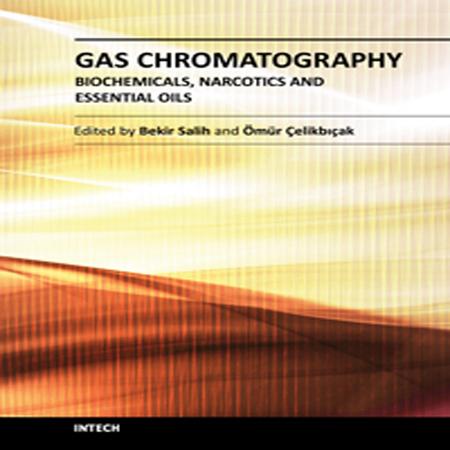 دانلود کتاب کروماتوگرافی گازی مواد بیوشیمیایی Gas Chromatography Biochemicals